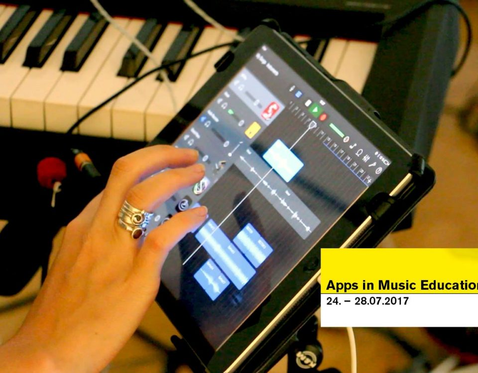 Apps in music education1